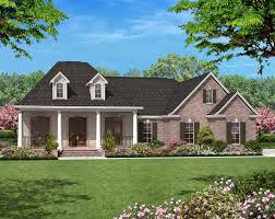 142 1011 front elevation of european home theplancollection house plan 142 1011