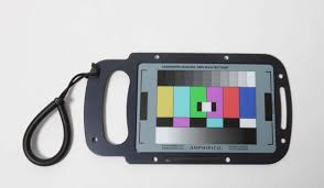 Amphibico Color And White Balance Charts New Classifieds