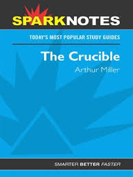 sparknotes · overdrive rakuten overdrive ebooks audiobooks and  the crucible sparknotes