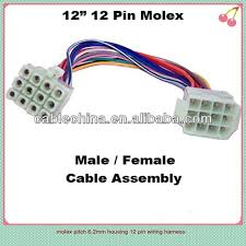 12 pin wiring harness connectors 12 wiring diagrams description molex 6 2mm pitch 12pin wiring harness for automobile