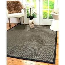round sisal rug black sisal rug natural area rugs fiber handmade cau brown round with border