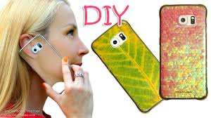 diy phone cases tutorial
