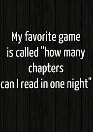 Funny Book Quotes New Librarian Challenge How Many Chapters Can You Read In One Night