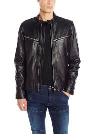 g star raw denim g star raw men s mower leather moto jacket