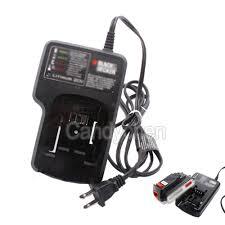 black and decker 20v lithium charger. 20v lithium battery charger for black \u0026 decker lcs20 lbxr20 lbx20 lb20 and 20v