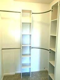 diy hanging closet organizer building closet organizer how to build closet shelves clothes rods round hanging