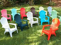 colorful plastic adirondack chairs home depot chair covers target