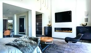 tv over gas fireplace linear fireplace with above gas fireplace designs with above modern mansion linear tv over gas fireplace