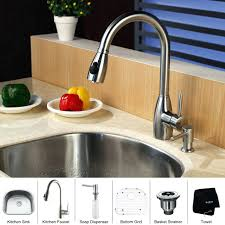 american standard kitchen sink and faucet combo costco home depot combos