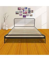 Snag These Sales! 35% Off Zimtown Sturdy Metal Bed Frame Queen Size ...