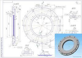Курсовая работа по технологии машиностроения курсовое  Дипломный проект Проектирование технологического процесса изготовления детали Крышка