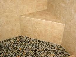 shower pan corner bench kit tile ready base kits plus composite garden 48x72 48 x 72