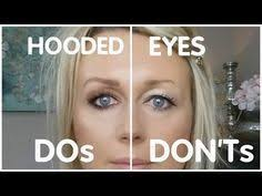 over 50 five great you videos to help you deal with aging hooded eyes