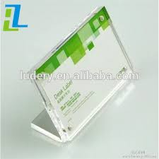 Plastic Paper Display Stand Gorgeous Acrylic Plastic A322 Paper HolderA322 Poster Display Stand In Store