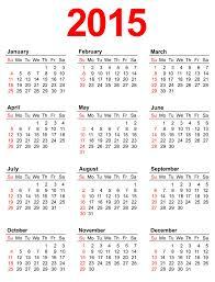 free year calendar 2015 calendars 2015 under fontanacountryinn com