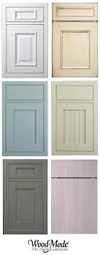 kitchen cabinet door fronts by Wood-Mode … | Paint The World In ...