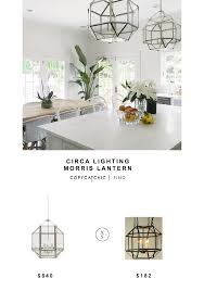 circa lighting susan kasler morris lantern for 840 vs ballard designs clive lantern for 182 copy