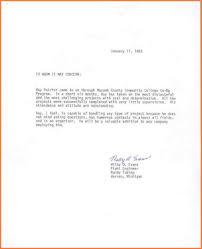 Letter Of Reference Job Job Reference Letter Bio Letter Sample 14