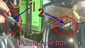 how to test fuse box testing for pulsar 150 180 220cc how to test fuse box testing for pulsar 150 180 220cc