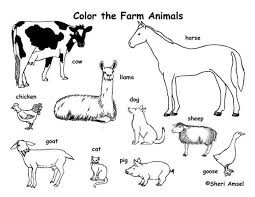 Small Picture Farm Animal Coloring Pages 2 Animals For Adults 3jpg Coloring Page