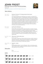 Academic Resume Examples Best Academic Resume Example Funfpandroidco