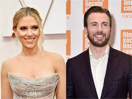 Scarlett Johansson And Chris Evans To ...