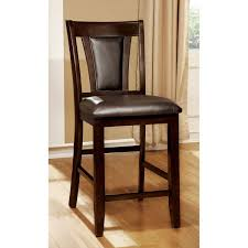 rc willey bar stools. Dark Cherry 5 Piece Counter Height Dining Set Brent RC Willey Rc Bar Stools