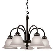 rubbed bronze chandelier.  Bronze Project Source Fallsbrook 5Light Dark OilRubbed Bronze Chandelier Intended Rubbed T