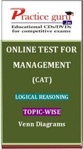 Online Venn Diagram Practice Practice Guru Management Cat Logical Reasoning Topic Wise Venn