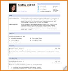 Writing An Effective Resume Resume Templates