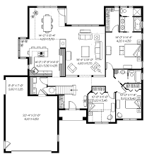pretty 11 2000 square feet house design ranch home plans under sq