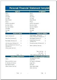 Excel Balance Sheet And Income Statement Template