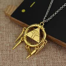 details about hot anime game yugioh millennium items puzzle eye yu gi oh necklace pendant