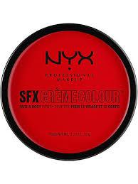 <b>Кремовые</b> пигменты для боди арта. SFX CREME COLOUR <b>NYX</b> ...
