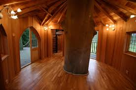 Cool Treehouses For Kids Cool Tree Houses Interior