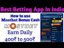 Best Betting App in India | online betting app | Best Earning App 2021 |  How to use mostbet bonus - YouTube