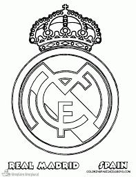 Kleurplaten Voetbal Real Madrid Krijg Duizenden Kleurenfotos Van