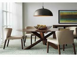 modern leather dining chairs walnut crate and barrel room folding for crate and barrel leather chair