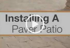 working creating patio: patio pavers how to install a paver patio ht pg od hero