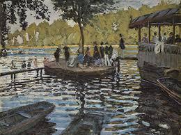impressionism art and modernity essay heilbrunn timeline of  la grenouillere