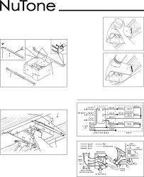 bath exhaust fan light wiring diagram