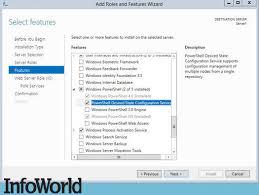 Windows Server 2012 Vs 2012 R2 Comparison Chart 10 Excellent New Features In Windows Server 2012 R2 Infoworld