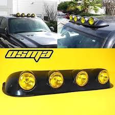 off road 4x4 truck suv pickup headlight roof lamp bar fog lights off road roof top fog lights bar wiring switch pickup truck suv 4x4 rv jeep