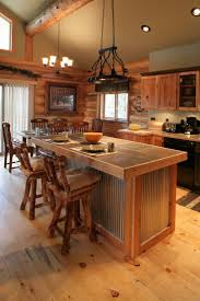 Awesome Rustic Kitchen Island Lighting Collection With Pendant For
