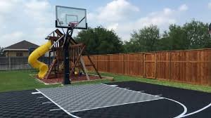 diy backyard basketball court. Contemporary Diy YouTube Premium On Diy Backyard Basketball Court B