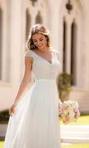 Stella York 6628 Wedding Dress Sample Size 12 595