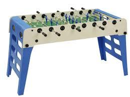 open air outdoor foosball table