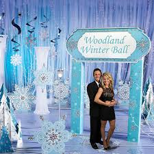 Winter Ball Decorations Inspiration Plan A Winter Wonderland Party Party Theme Ideas Holiday Party