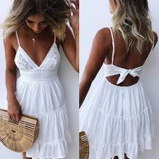nice white summer dresses off 60