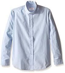 Devon Aire Girls Long Sleeve Concour Show Shirts